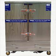 Tủ nấu cơm dùng gas 24 khay - Tủ cơm Fushima