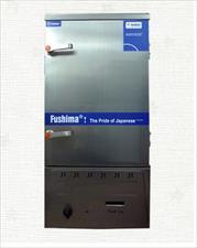 Tủ nấu cơm dùng gas 12 khay -Tủ cơm fushima