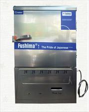 Tủ cơm dùng gas và điện 6 khay - Tủ nấu cơm Fushima