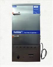 Tủ nấu cơm dùng gas và điện 12 khay - Tủ nấu cơm fushima